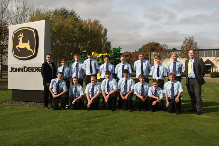 John Deere training group