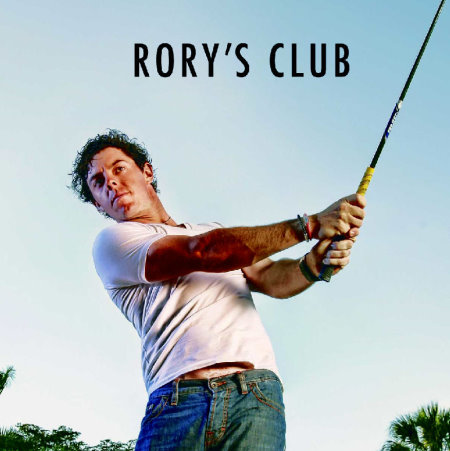 Rory's Club - front cover.