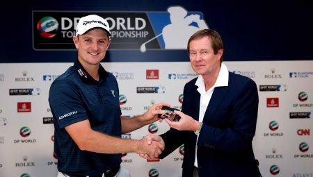 DP World Tour Championship - Previews