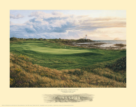 Turnberry - Open Edition Series