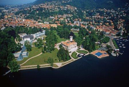 Villa Erba Exhibition and Conference Centre, Lake Como, Italy