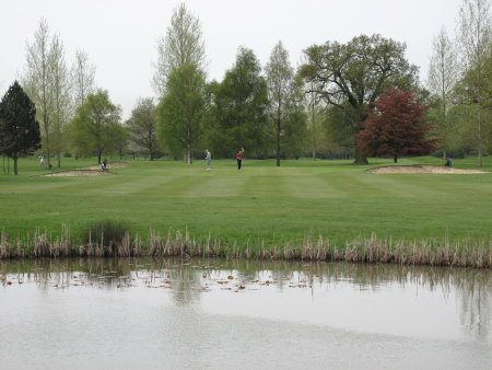South Weald Golf Course at Brentwood, Essex