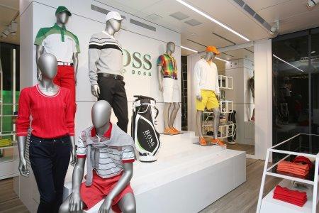 HUGO BOSS Mobile Store