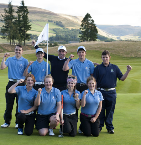 European Ryder Cup captain Paul McGinley is backing ClubGolf's bid to get more children into golf