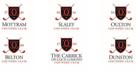 De Vere Country Club logos
