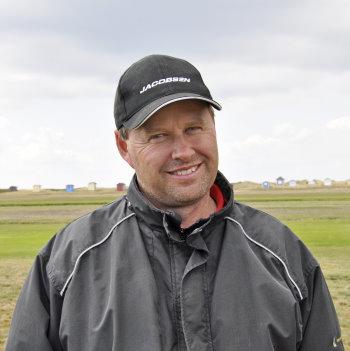 Course manager Stephan Hylen