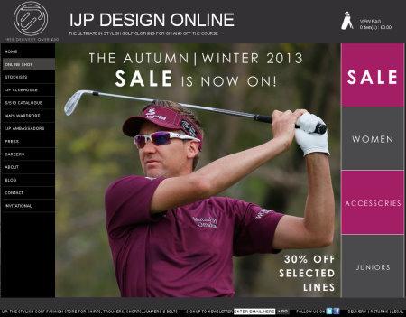 IJP Design website