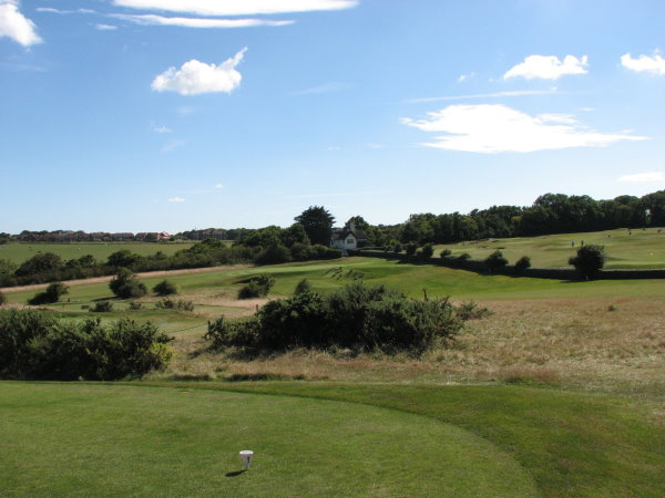 North Foreland Golf Club, nominated in the STRI Golf Environment Awards