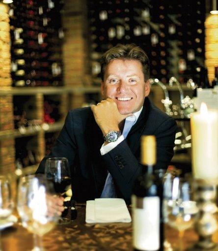 Robert Cook, Chief Executive Officer - De Vere Hotels & De Vere Village Urban Resorts