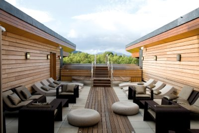 Rooftop Spa at The Carrick