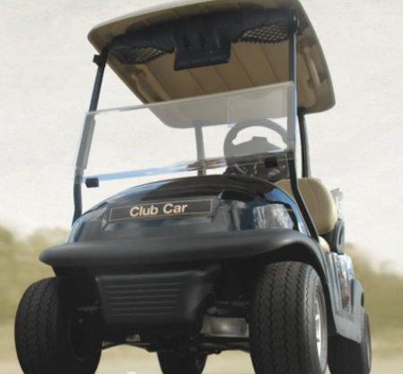 Club Car's new Precedent i3 model unveiled at the 2014 PGA Show in Orlando, Florida, USA