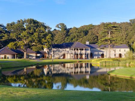 Club House at Fota Island Resort