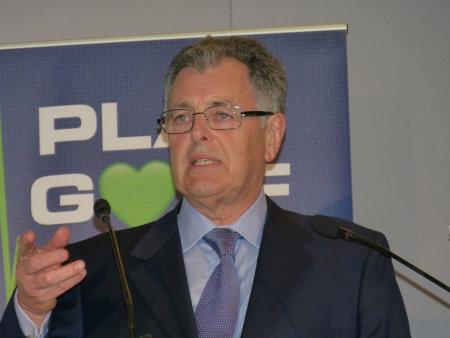 Bernard Gallacher (courtesy of The PGA)