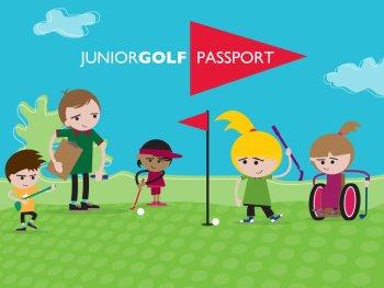 Junior Golf Passport_Front_page