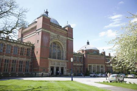 The University of Birmingham's Great Hall