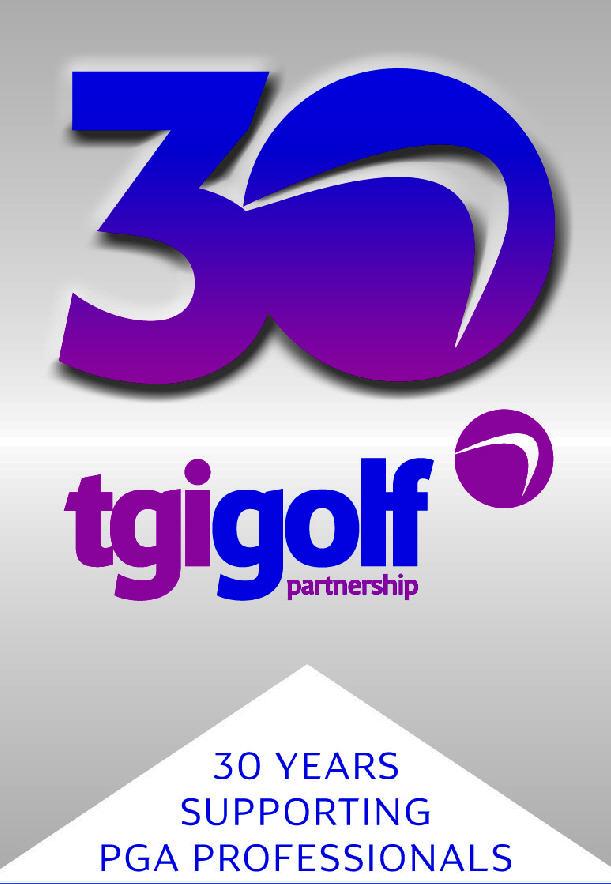 TGI Golf 30th logo1