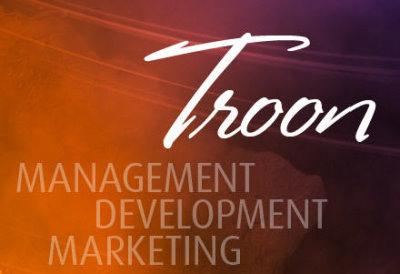 Troon logo from website