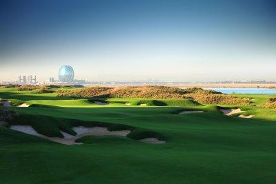 Yas Links Golf Club