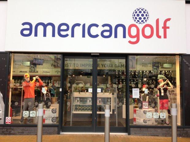 american golf Sutton Coldfield