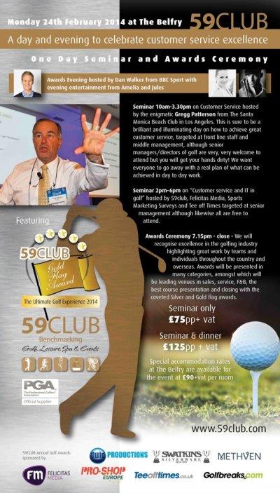 59Club Awards Invitation - 2014