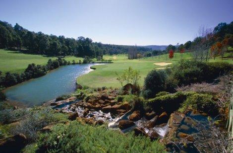 Araluen Golf Resort, Perth, Australia