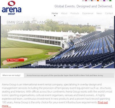 Arena group at BMW