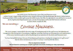 Course Manager ad