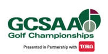GCSAA Championships logo