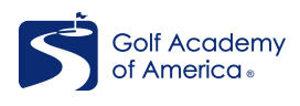 Golf Academy of America logo