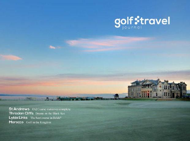 Golf Travel Journal