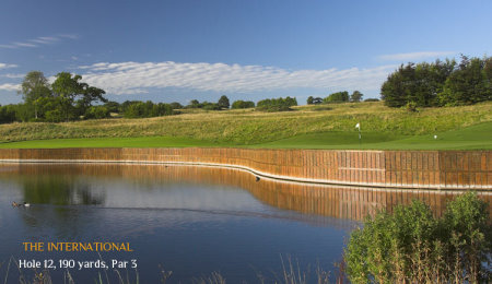 London Golf Club The International Hole 12