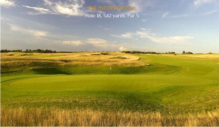 London Golf Club The International Hole 18