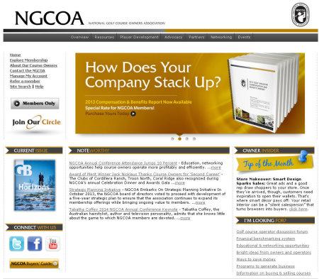 NGCOA website