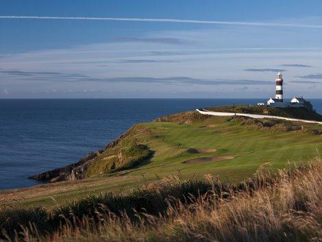 Old Head - spectacular seaside golf near Kinsale, Ireland