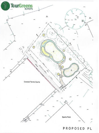 Plan for Practice Area at University of Exeter