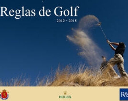 Rules of Golf Spanish edition