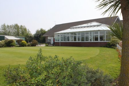 St Andrews Major Golf Clubhouse