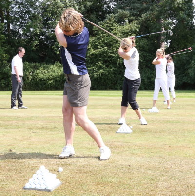 BGL Golf's free tuition initiative, Learn Golf, in action