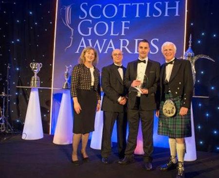 Fortrose and Rosemarkie Club award