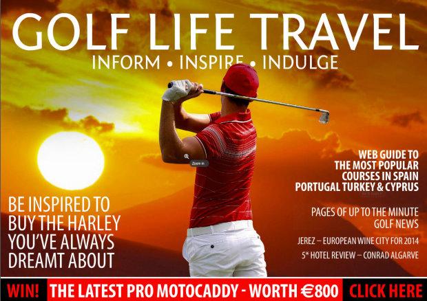 Golf Life Travel launch edition