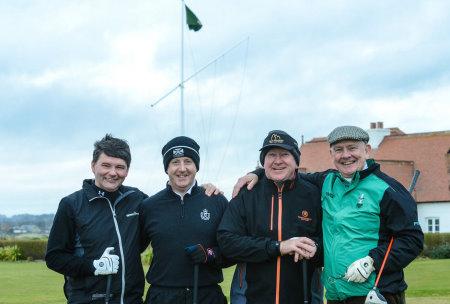 Irish Golf Writers Award