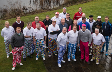John Hartson Foundation Golf Day
