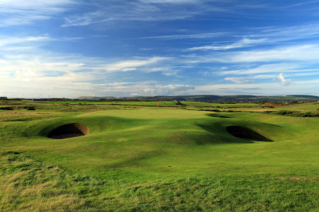 The Senior Open Championship will be played at Royal Porthcawl in July