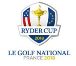 Ryder Cup logo 2018