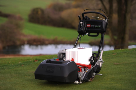 Toro has built its reputation on innovative products such as the eFlex, the industry's first lithium ion battery-powered walk greensmowe