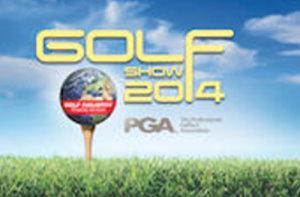 2014 Golf Show logo