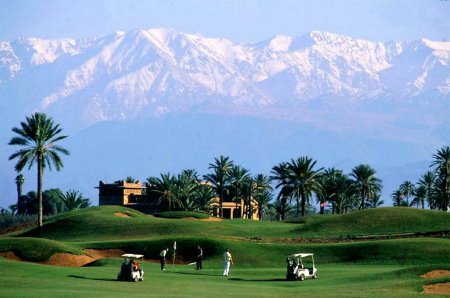 Amelkis Golf Club Marrakech