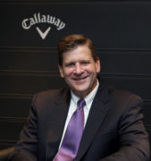 Chip Brewer Callaway President and CEO