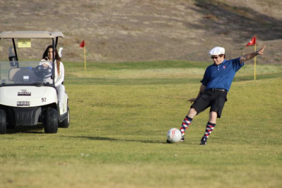 Footgolf (courtesy PGA of America)