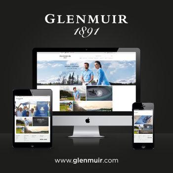 Glenmuir WebsiteLaunch